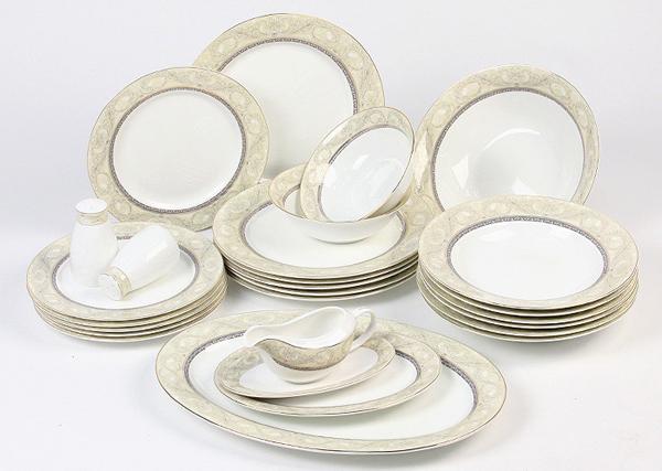 поймать жереха набор посуды столовый сервиз на 12 персон скидкой, акции распродажи