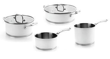 Cookware White