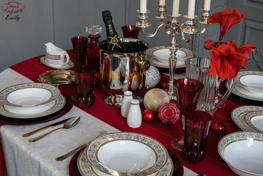 Секреты сервировки новогоднего стола 2020